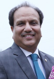 Lions International 2nd Vice President Naresh Aggarwal